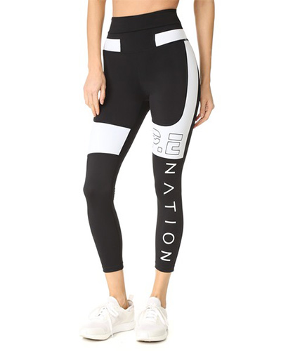 P.E NATION Roll Out Leggings, pieces, style, fashion