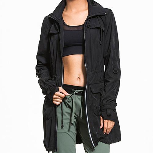Blanc Noir, rain jackets, fashion, style