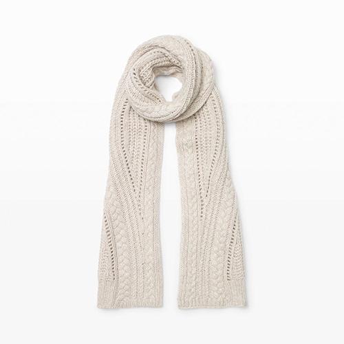 Club Monaco, scarves, winter, fashion, style