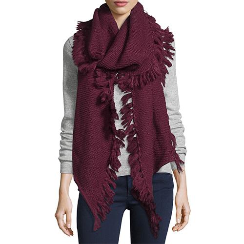 Rebecca Minkoff, scarves, winter, fashion