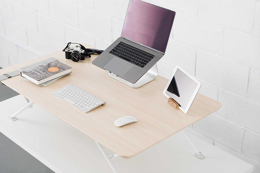 MOVI workspace, MOVI Standing Desk, Stylish standing desk