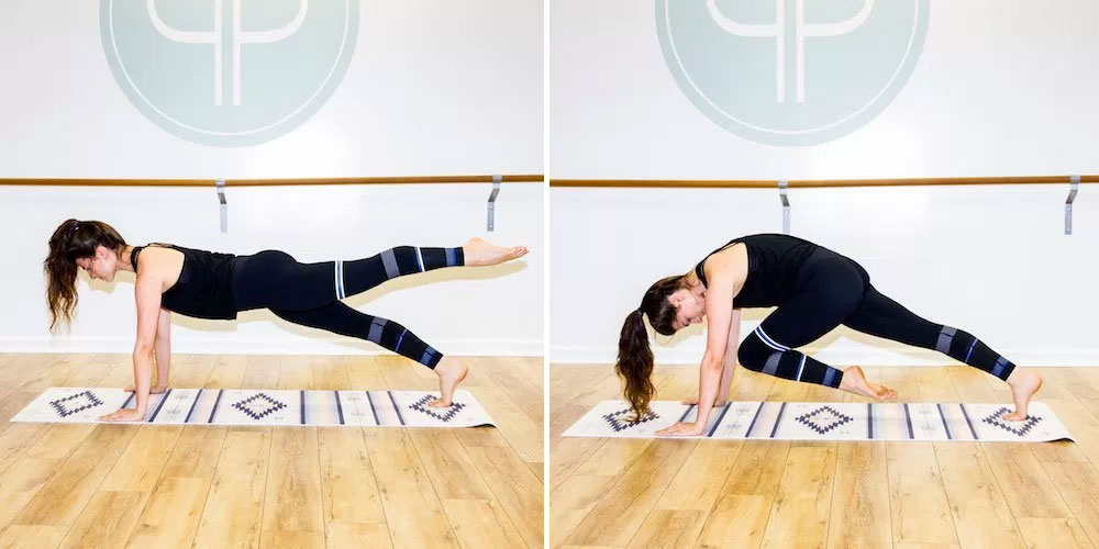 Pilates Platinum trainer Kourtney McCullough