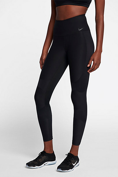 Nike black sculpting leggings