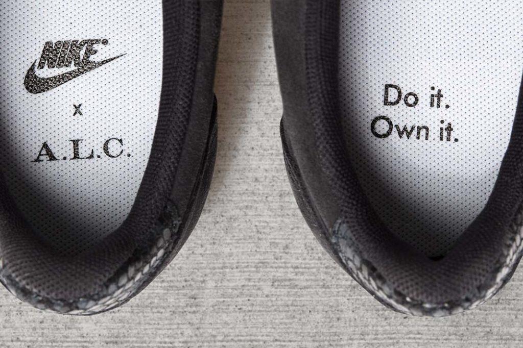Nike Cortez ALC black