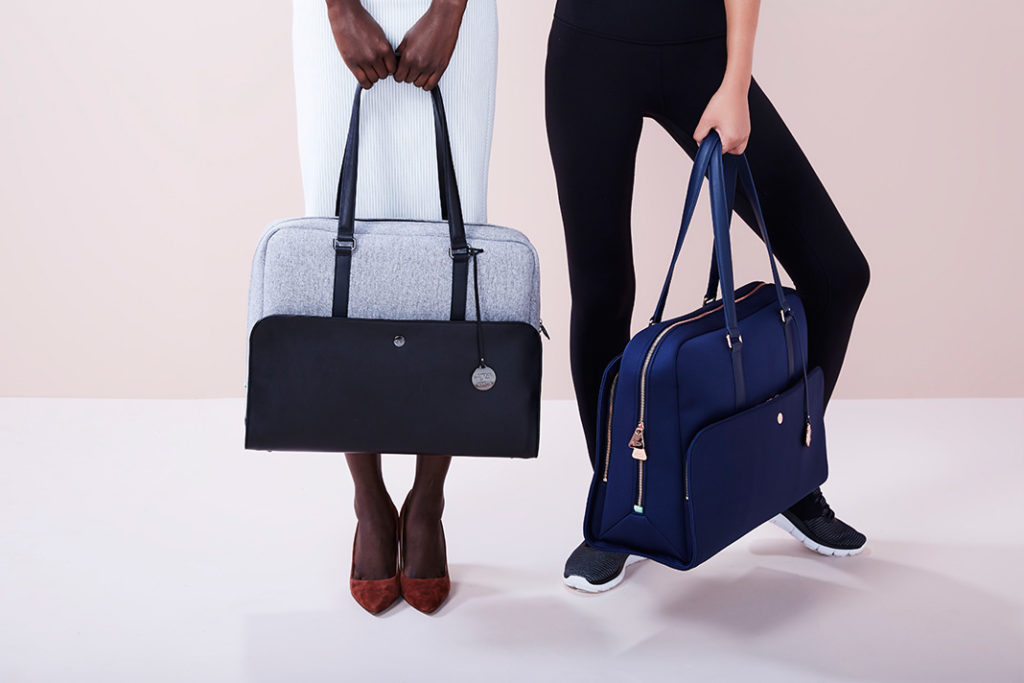 7fba36cdd951 The Female-Founded Startup Making Designer Bags For The Gym