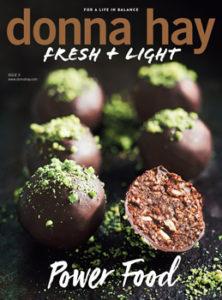 Donna Hay Fresh + Light Issue 09