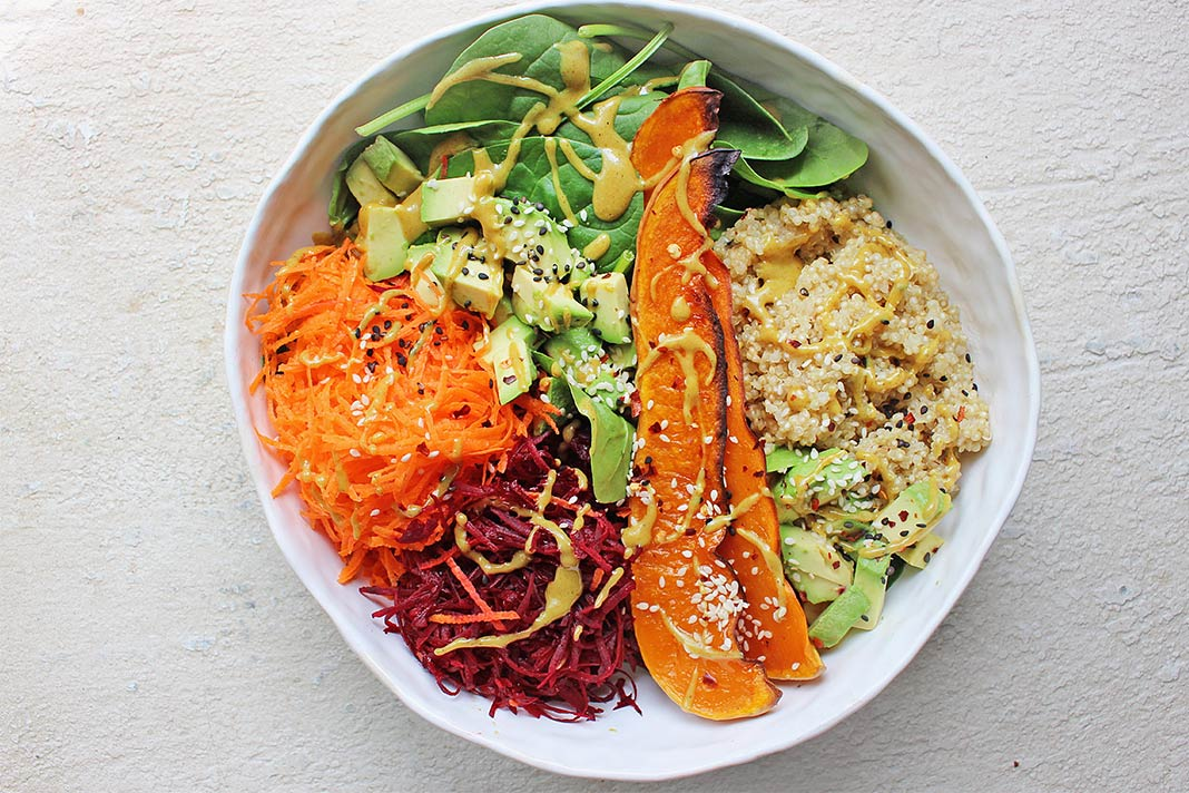 Jessica Sepel Buddha Bowl, Lunch Bowl, Cleanse Bowl
