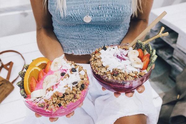 Ellie Bullen, Acai Bowls, Smoothie Bowls, Ayurvedic Diet