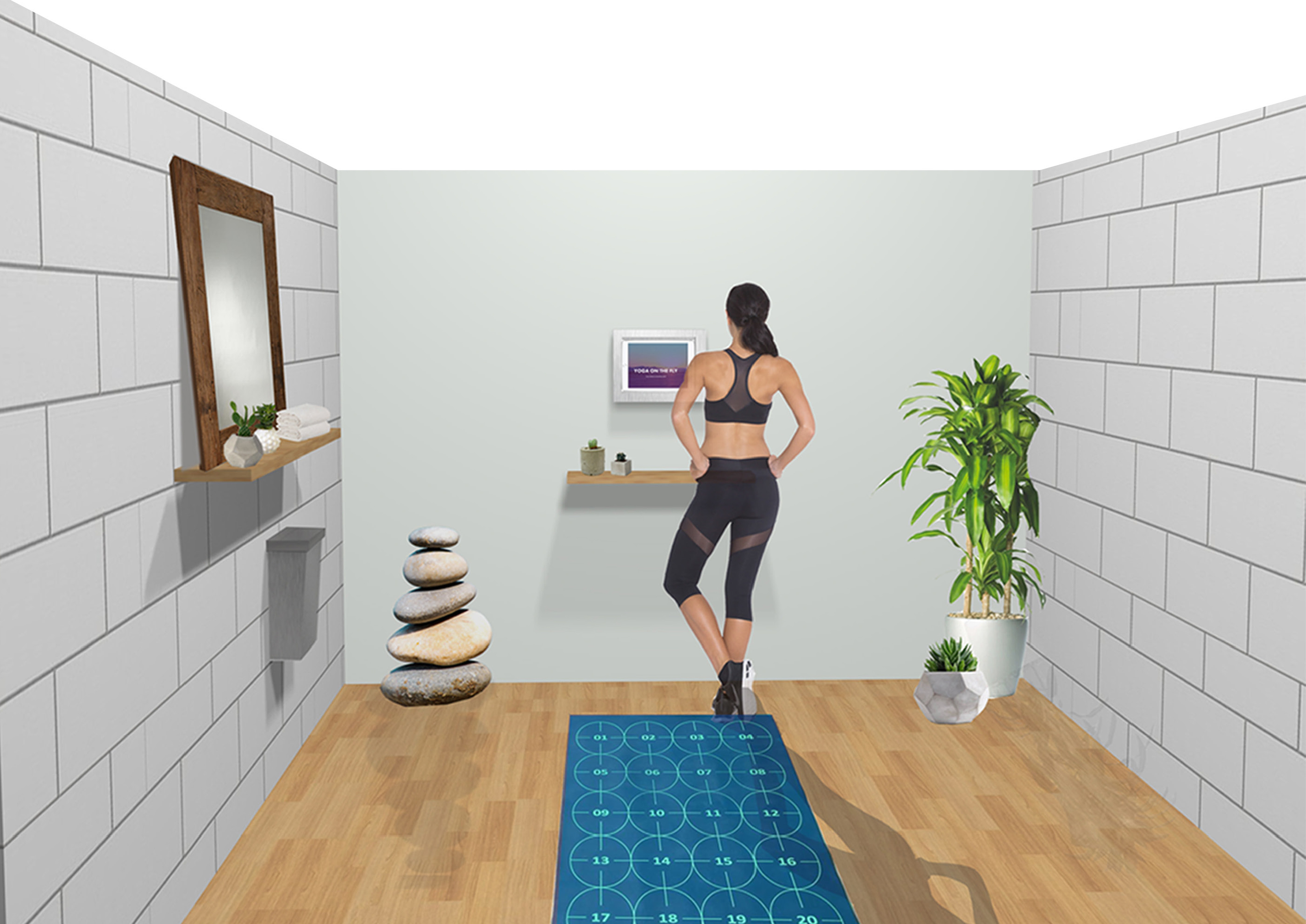 This Airport Is Getting A Private Yoga Room So You Can Zen Out ...