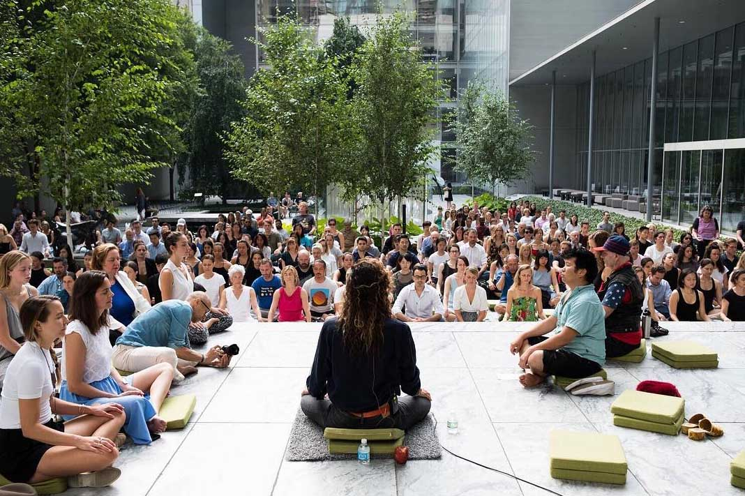 MoMa's Quiet Mornings Mindfulness Series Is The Most Relaxing Way To Start Your Day