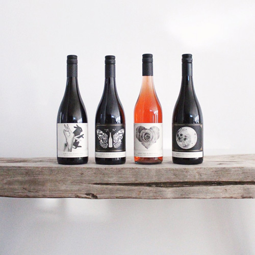 down the rabbit hole wines gift box