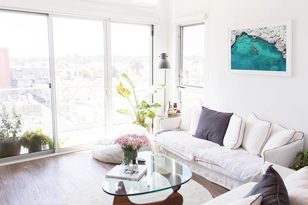 Bianca Cheah's home with Gray Malin featured
