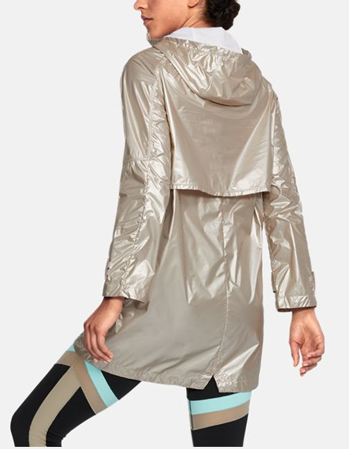 Under Armour Misty Metallic Anorak