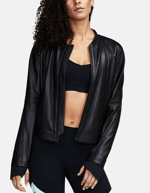 Under Armour Misty Leather Jacket