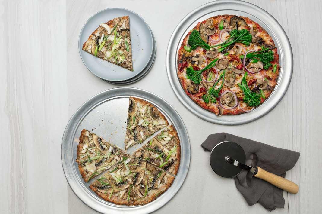California Pizza Kitchen cauliflower pizza crust