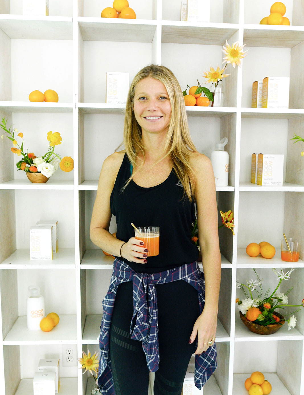gywneth paltrow goopglow