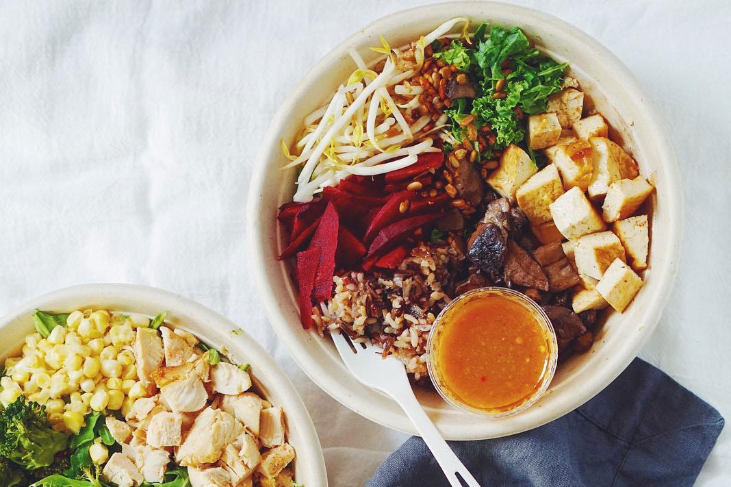These Are 7 Of The World's Best Healthy Fast Food Chains