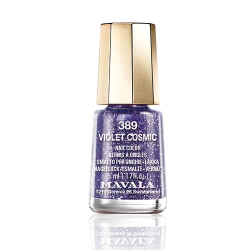 Mavala Cosmic Violet Nail Polish