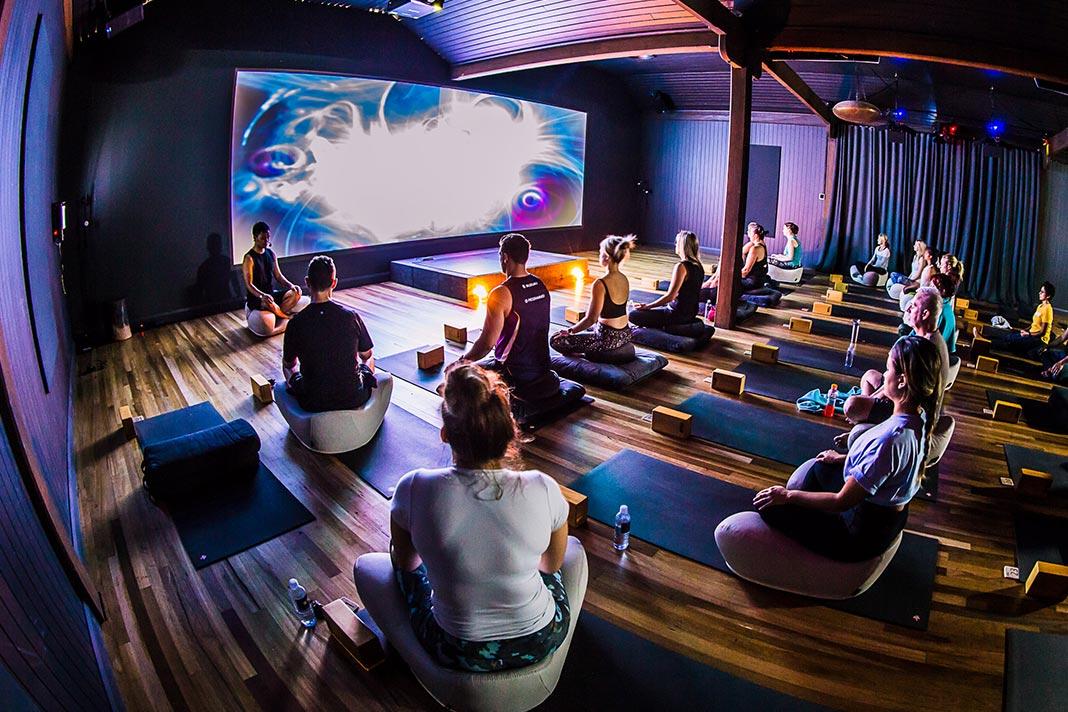 W1LL Studio in Surry Hills Sydney, Meditation Studio Sydney, Yoga Studio Sydney