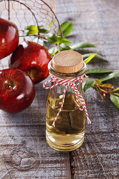 apple cider vinegar sunburn remedy