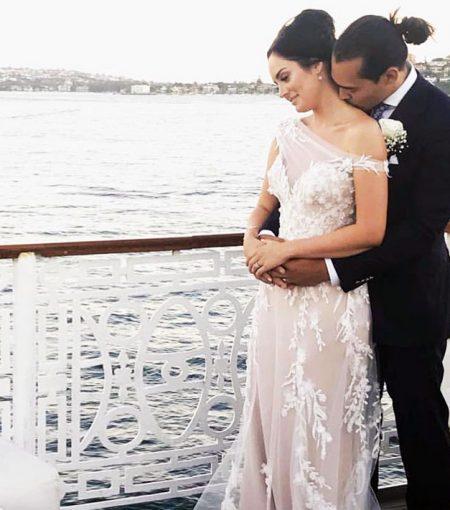 Inside Beauty Blogger Chloe Morello's Gorgeous Sydney Wedding