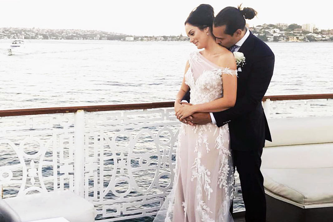 Inside Beauty Blogger Chloe Morello's Gorgeous Sydney Wedding