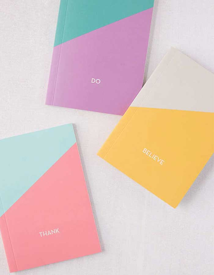 7 Gorgeous Gratitude Journals You'll Actually *Want* To Write In