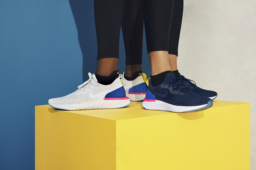 555be79d09a15 Nike s New Epic React Flyknit Will Make You Wanna Go For A Run
