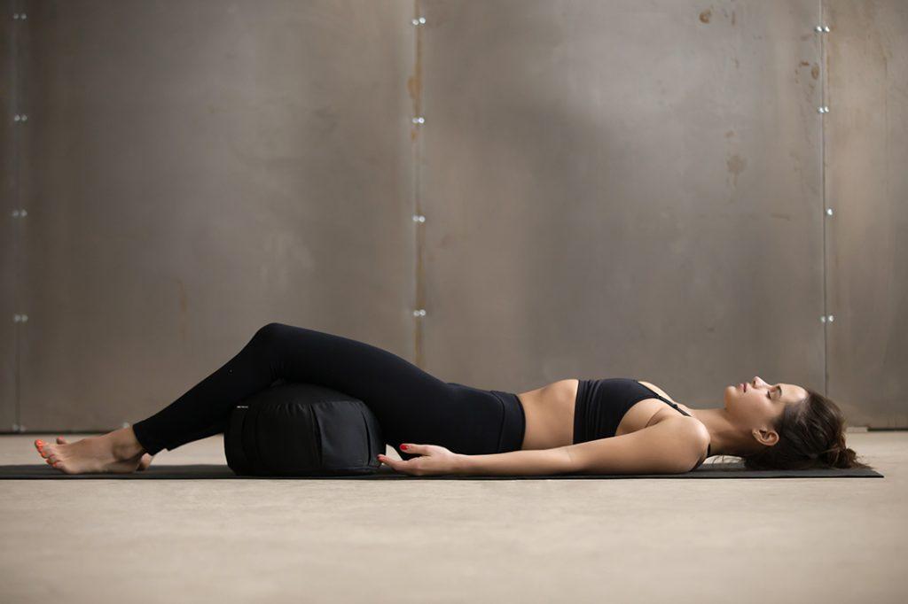dreamy yoga poses