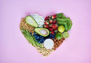 foods fruits vegetables heart health