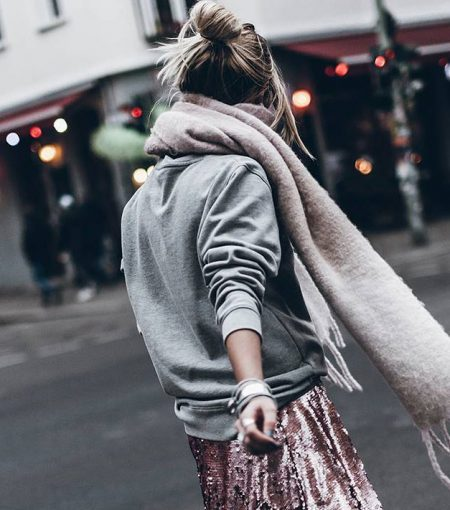 9 Gorgeous Scarves To Keep You Snug And Stylish This Autumn