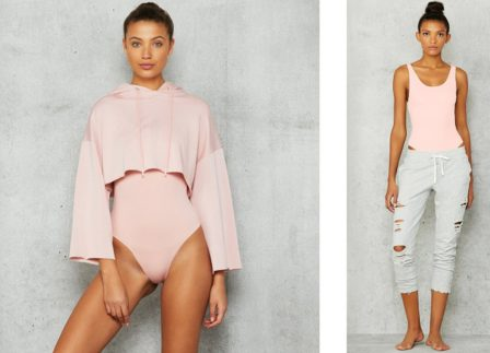Alo Yoga Just Dropped A Powder Pink Collection And We're In Love