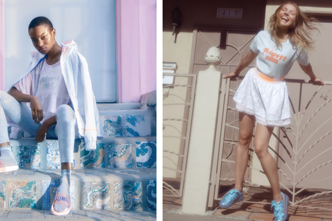 Puma Is About To Drop A Princess-Inspired Athleisure Collection With Sophia Webster