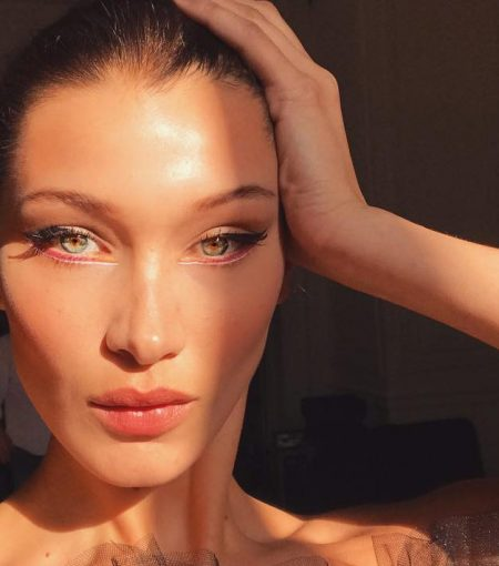 The Strange Thing Bella Hadid Eats Every Day To Eliminate Acne
