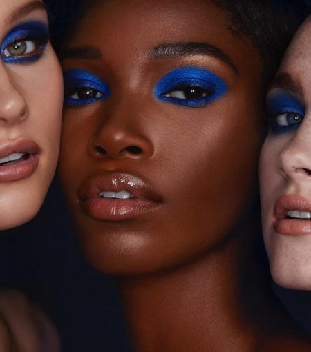 Blue Eyeshadow Is Officially Back, Guys—Here's How To Rock It