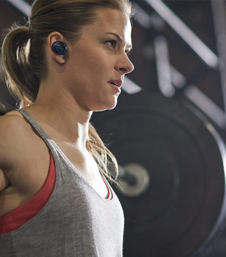 These Are The Ultimate Wireless Earphones For Working Out