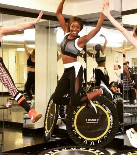 The Mini Trampoline Fitness Trend Has *Finally* Landed In Australia
