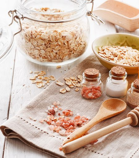 7 Natural Face Mask Ingredients You'll Find In Your Kitchen