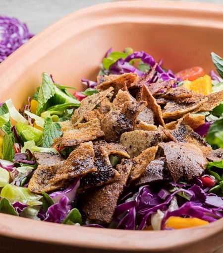 Fan Of Fattoush? Here's The Recipe To Your Favourite Middle-Eastern Salad