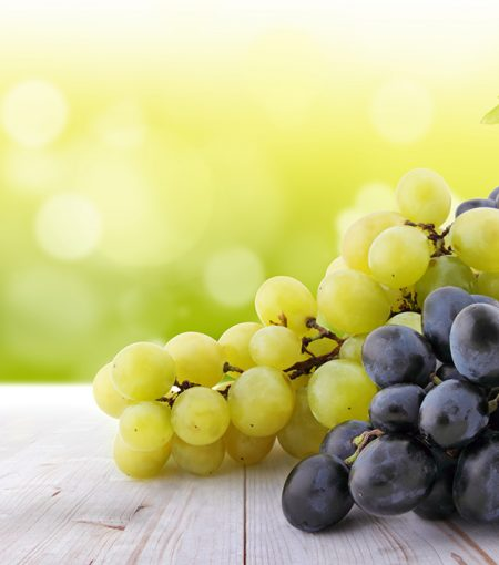 Say What! These Grapes Have Been Crossbred To Taste Like Sweet Butterscotch. Are They Healthy?