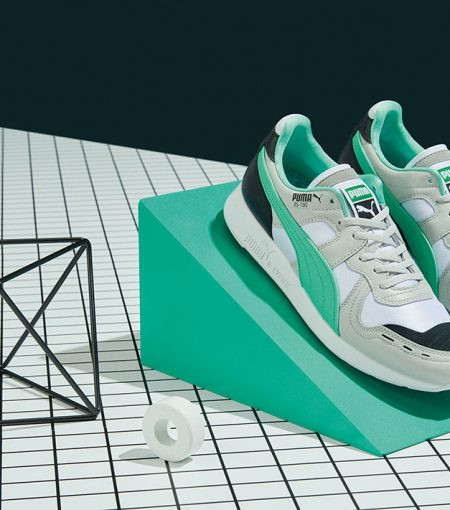 PUMA Is Bringing Back A Classic 80s Style, The RS Computer Shoe