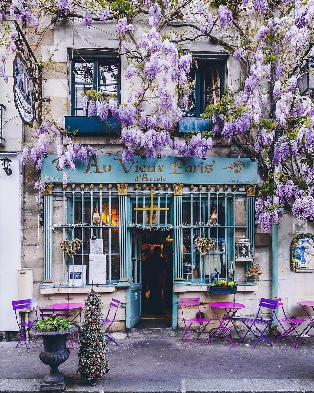 best cities to flirt in, paris
