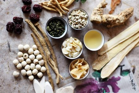 These Adaptogenic Herbs Can Help Relieve Stress & Boost Immunity