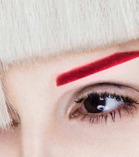 Bright Coloured Eyebrows Are Now A Beauty Trend—Would You Try It?