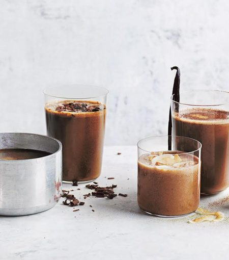 4 Feel-Good, Healthy Hot Chocolate Recipes To Cosy Up With