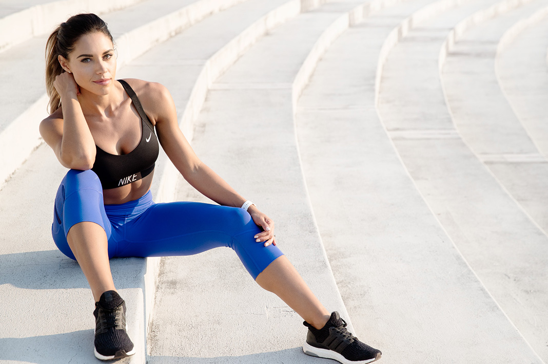SWEAT Trainer, Kelsey Wells: I knew I Needed To Make A Change