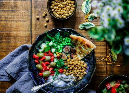 The SOS-Free, Plant-Based Diet Is All About Reducing Salt, Oil And Sugar