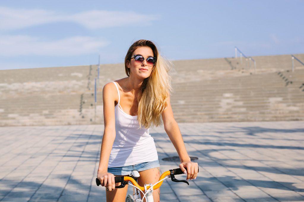 bike riding in europe