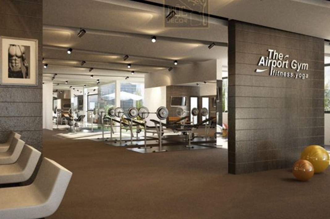 worlds healthiest airports
