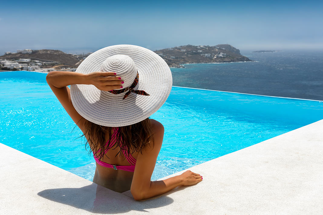 6 Ways To Stay Fit In The Greek Islands (In Between The Rosés Of Course)